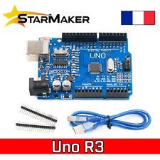 Carte Uno R3 ATmega328P board compatible Arduino CH340