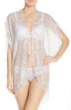 Betsey Johnson PEARL Lace Short Robe M/L NEW
