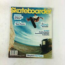 September 2003 Skateboarder Magazine Jason Lee&Dune Tom Penny Boulala Spankya