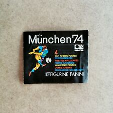 Panini MUNCHEN '74 sealed packet (full) - 1974 - excellent condition