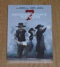 The Magnificent seven (blu-ray) Steelbook - Filmarena (Full slip). NEW & SEALED.