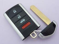 ACURA TL TECH smart keyless entry remote transmitter DR 1 +NEW CASE W/ BLANK KEY