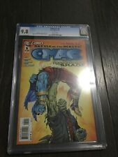 O.M.A.C. # 5 / The new 52! / CGC Universal 9.8 / March 2012