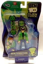 Ben 10 Ben Tennyson Alien Force Collection Bandai 4 Inch Figure 2008