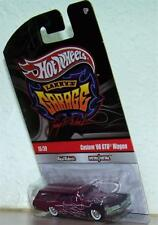 HOT WHEELS LARRY'S GARAGE CHASE INITIAL ON BASE '66 GTO Wagon Pontiac Classic