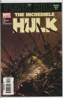 Incredible Hulk 1999 series # 97 very fine comic book