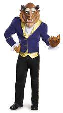 Disney Princess Beauty And The Beast Prestige Adult Costume Halloween Men XL New