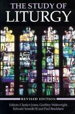 The Study of Liturgy, , Very Good Book
