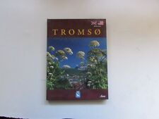TROMSO BY AUNE FORLAG INFORMATIONAL GUIDE BOOK