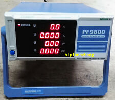 Bench Voltage Current Power Factor & Power Analyzer Meter Test PF9800 AC220V