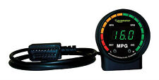 Auto Meter OBD2 Fuel Consumption Eco Economy MPG Gauge Ecometer (2004-Up Only)