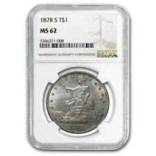 1878-S Trade Dollar MS-62 NGC - SKU #152503