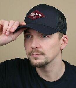 Men's Billabong Walled Snapback Trucker Cap. One Size. NWT, RRP $29.99.