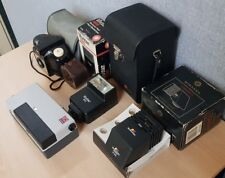 Vintage Movie Camera and Compact Camera Joblot (Great Gift!)