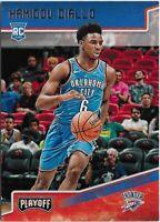 Z11) 2018-19 Panini Chronicles Hamidou Diallo RC Oklahoma City Thunder