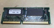 SAMSUNG KMM466S424AT-F0 32MB SDRAM PC66 SODIMM 3.3V 144-PIN