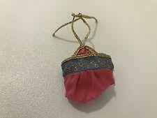 BRATZ Doll Clothes GENIE MAGIC MEYGAN Pink Purple & Gold Tie Top