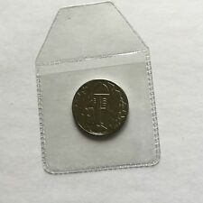 The Great British Coin Hunt A-Z Alphabet 10 Uncirculated Letter F Fish & Chips
