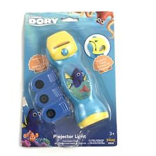 Disney Pixar Finding Nemo Projector Light 3 Lenses And Storage Light Toy. Age 3+