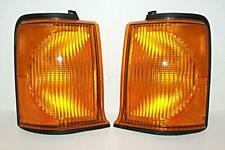 1999-2002 Land Rover Discovery Amber Corner Lights Turn Signals OEM 2000 2001