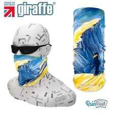 G385 Snowboard Headgear Neckwarmer multifunctional Bandana Headband Giraffe