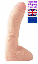 """Dildo-Big - Sex Realistic Toy - Fat Boy - 10"""" 25cm"""