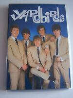 DVD VINTAGE . YARDBIRDS ETAT NEUF PERFORMANCES + INTERVIEWS ANNEE 1991 . RARE .