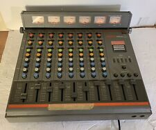 FOSTEX-350-ANALOG-8-track-Mixer Recording Mixing Board Mixer & 3060 Meter Bridge