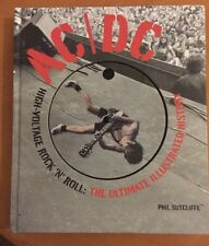 AC/DC High-voltage Rock 'N' Roll, Ultimate Illustrated History