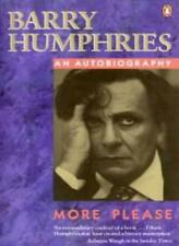 More, Please: An Autobiography,Barry Humphries- 9780140231939