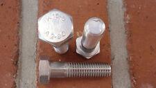 10 Stück M12 x 45mm V2A Edelstahl Schraube  Sechskantschraube DIN 931 1Stk/0,53€