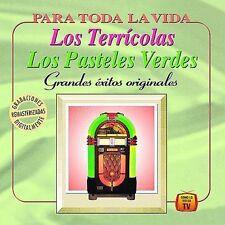 Pasteles Verdes : Para Toda La Vida CD