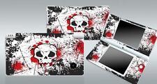 Skull 223 Vinyl Decal Skin Sticker for Nintendo DSi NDSi