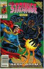 Doctor Strange Sorcerer Supreme # 34 (Infinty Gauntlet crossover) (USA, 1991)