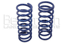 """Land Rover Defender 110 +2"""" / 50mm Lift Bearmach Blue Rear Coil Springs"""
