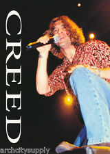 Poster - Music - Creed - In Concert - Free Shipping ! #Pr3182 Lbw1 R