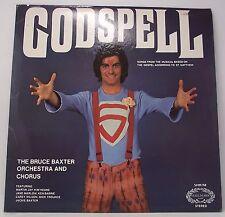 GODSPELL : BRUCE BAXTER ORCHESTRA and CHORUS Vinyl LP Excellent