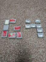 N64 Controller Pak NUS-004 OEM Official Nintendo 64 Memory Card YOU Choose WORKS