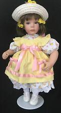 "Boyds Bears Buttercup Collector Doll 17"" T Danbury"