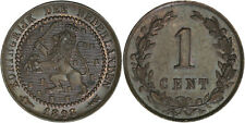 Netherlands: Cent bronze 1898 - UNC