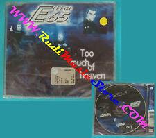 CD Singolo Eiffel 65 Too Much Of Heaven 8573 82686-2 ITALY 1999 SIGILLATO(S28*)