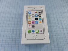 Apple Iphone 5S 16GB Silber.Neu & OVP! Verschweißt! Ohne Simlock! Frei ab Werk!