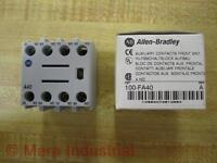 Allen Bradley 100-FA40 Contact Block 100FA40 Series A