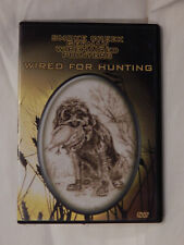 Wired For Hunting Dvd 150 years of dogs german smoke greek wirehaired pointers