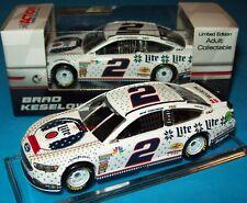 Brad Keselowski 2018 Miller Lite Holiday Knitware #2 Ford 1/64 NASCAR Diecast