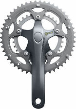 Octalink V2 Bicycle Cranksets with Triple Chainrings