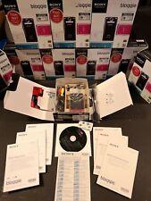 Sony MHS-PM5 HD BLOGGIE Caméra vidéo Numérique Caméscope de poche mobile rose LOT5