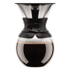 Bodum POUR su Caffettiera con filtro permanente 1L/34oz Nero