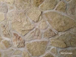 Klinker Naturstein Wandverblender Mauerverblender Polygonalplatten mediterran