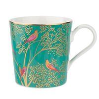 Sara Miller for Portmeirion Chelsea Mug, Ceramic, Green, 120 x 150 x 95 cm
